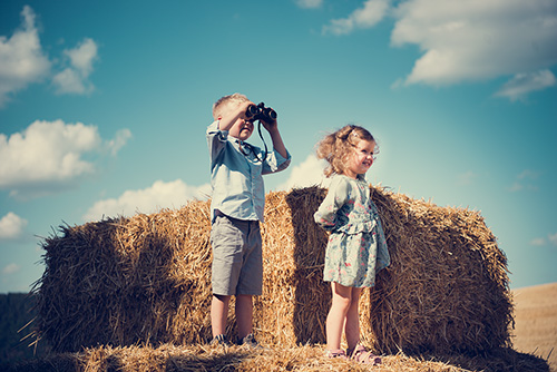 Kinder- und Familien Shooting